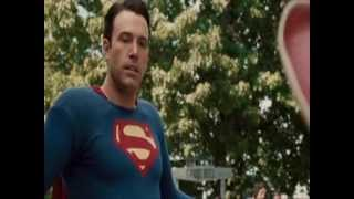 Download Ben Affleck as Superman Video