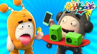 Download Oddbods - TECH TRENDY   NEW Full Episodes   Funny Cartoons Video