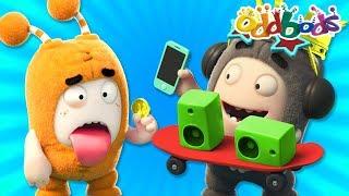 Download Oddbods - TECH TRENDY | Full Episodes | Funny Cartoons Video