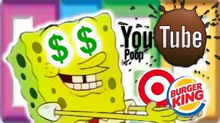 Download YTP - SpingeBill Becomes a Shameless Sellout Video