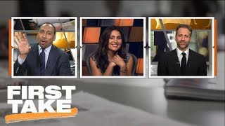 Download Stephen A. and Max hilariously debate Tom Brady's injury | First Take | ESPN Video