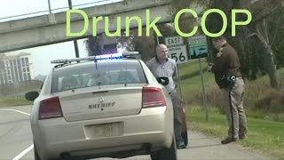 Download Retired Police officer driving drunk in Gallatin County KY Video