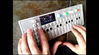 Download ″Foot of Your Cross″ on Teenage Engineering OP-1 Video