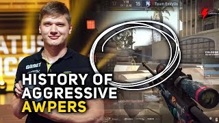 Download From Pasha to S1mple: The Evolution of Aggressive AWPers in CS:GO Video