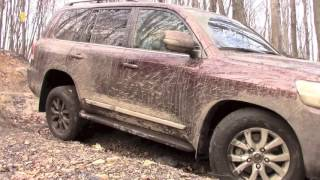 Download Off-Roading an $85,000 Toyota Land Cruiser Video