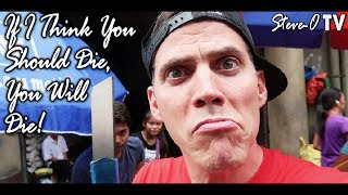 Download If I Think You Should Die, You Will Die - Steve-O Video