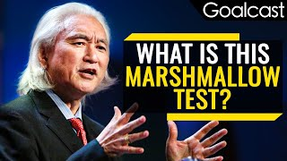 Download How Marshmallows Predict Your Success | Michio Kaku | Goalcast Video