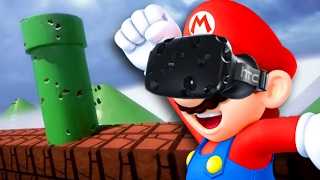 Download VR Mario Odyssey - Climbey Video