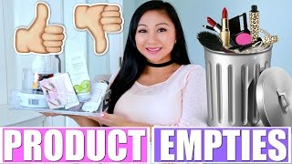 Download PRODUCT EMPTIES | REGRETS OR REPURCHASE?! Video