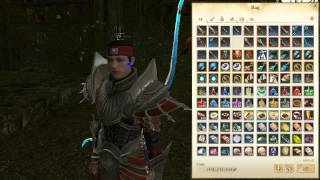 Download Archeage veroe weapon skins and icefall dynasty robes Video