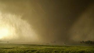 Download TOO CLOSE TO EF4 TORNADO - Inside Debris Cloud in 4K Video