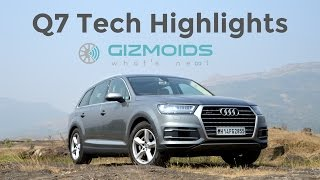 Download Five Crazy Tech Highlights of the Audi Q7 Video