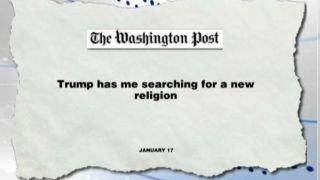 Download WaPo suffering from 'Trump Derangement Syndrome'? Video