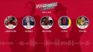 Download SPEAK FOR YOURSELF Audio Podcast (6.6.18) with Colin Cowherd, Jason Whitlock | SPEAK FOR YOURSELF Video
