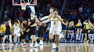 Download Watch last 90 seconds of Michigan's miraculous buzzer-beater win in 2018 NCAA tournament Video