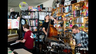 Download GoGo Penguin: NPR Music Tiny Desk Concert Video