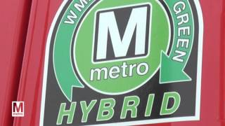 Download Metro debuts new 60-foot buses on major corridors Video