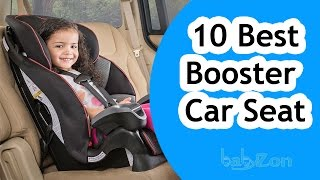 Download Best Booster Car Seats 2016 - Top 10 Booster Car Seat Reviews Video
