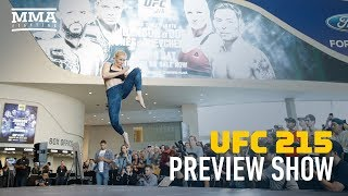 Download UFC 215 Preview Show - MMA Fighting Video