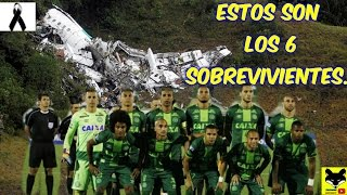 Download Estos son los seis sobrevivientes del accidente aéreo del chapecoense, accidentes deportivos Video
