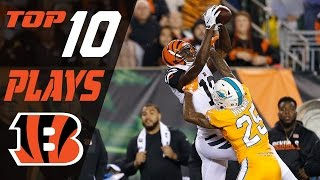 Download Bengals Top 10 Plays of the 2016 Season | NFL Highlights Video