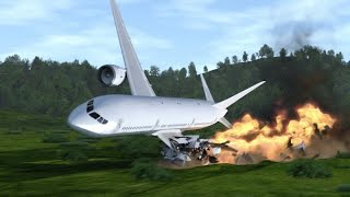 Download Plane Crash Simulation, also from Inside Video