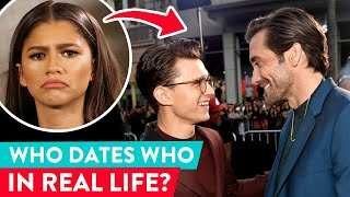 Download Spider-Man: Far From Home Real-life Couples Revealed |⭐ OSSA Radar Video
