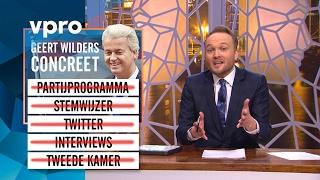 Download Geert Wilders concreet - Zondag met Lubach (S06) Video