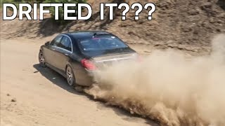 Download OFF-ROADING MY NEW MERCEDES S-CLASS?!? Video
