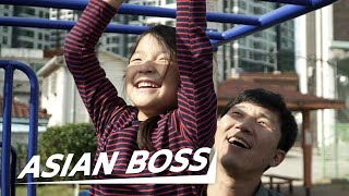 Download Being a Single Father in Korea | ASIAN BOSS Video