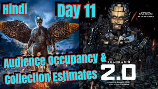 Download 2Point0 Movie Audience Occupancy And Collection Estimates Day 11 Video