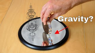 Download Gravity-Defying Coin Takes 2 Minutes to Tip Over—Euler's Disk Video