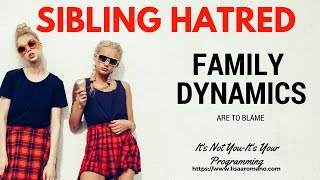 Download Dysfunctional Family Dynamics-When Siblings Turn On One Another Video
