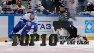 Download KHL Top 10 Hits for Week 13 Video