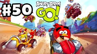Download Angry Birds Go! Gameplay Walkthrough Part 50 - Target Kart and Updates! (iOS, Android) Video