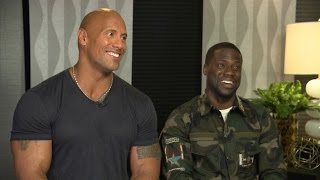 Download Kevin Hart & The Rock Funny Moments 2017 Compilation Video