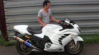 Download 2017/09/18 ZX-14(ZZR1400)紹介動画 by LAK PRODUCTS Video