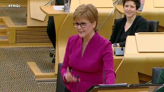 Download First Minister's Questions - 30 January 2020 Video