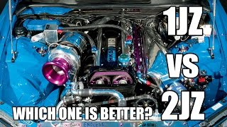 Download 1JZ vs 2JZ: Which one is better? Video