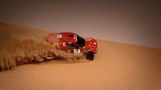Download Deadly Desert Race | Bowler Nemesis Vs 12 Tonne Truck | Top Gear Video