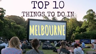 Download TOP 10 THINGS TO DO IN MELBOURNE // Australia Video