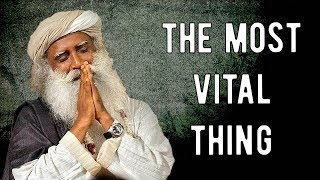 Download Sadhguru - The life that you are is not visible to these two eyes.. Video