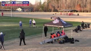 Download 2016 National League - Boys - U18 - LA Premier vs BRYC 99 - Field 1 - Day 2 - 4pm Video