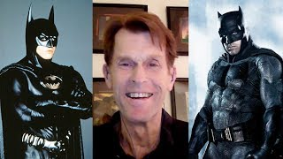 Download Kevin Conroy Does Other Batman Actors' Lines! (Mothership) Video