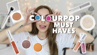 Download BEST OF COLOURPOP   My Favorite Products - 2018 Video