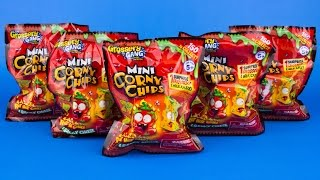 Download Five Grossery Gang Mystery Packs Mini Corny Chips Video