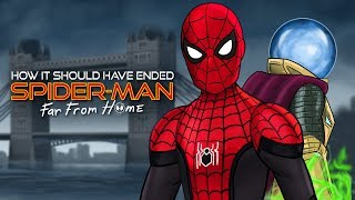 Download How Spider-Man Far From Home Should Have Ended Video