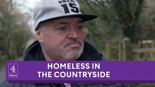 Download Homelessness: sleeping rough in the countryside Video