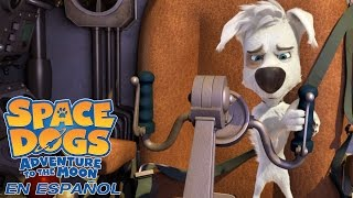 Download SPACE DOGS: ADVENTURE TO THE MOON - Spanish Trailer Video