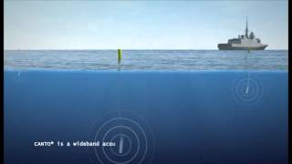 Download CONTRALTO®-V Torpedo Countermeasures for Surface Vessels - DCNS Video